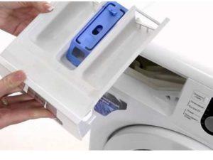 Как легко справиться с загрязненным лотком стиральной машины без кислоты