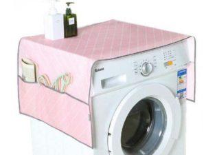 Как сшить накидку для стиральной машин из старой рубашки